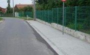 Budowa chodnika w Czarnoborsku