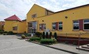 Zakończenie remontu elewacji budynku szkoły