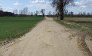 Ługi III etap - droga dojazdowa do gruntów rolnych