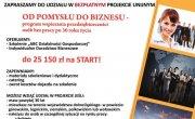 Program wspierania przedsiębiorczości