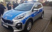 nowe policyjne auto
