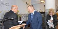 burmistrz z prezesem U3W