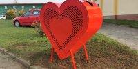 serce na zbiórkę