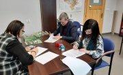 podpisanie umowy na sfinansowanie inwestycji