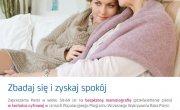 Mobilna pracownia mammograficzna LUX MED