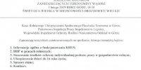 KRUS zaprasza rolników na szkolenie 5.02.2019r