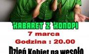 zaprozenie na kabaret 07.03.2018 r.